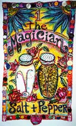 From Susan Shie's Kitchen Tarot