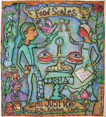 Susan Shie's Kitchen Tarot